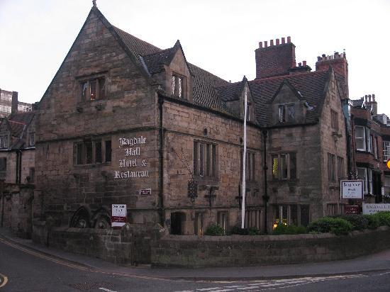 Bagdale Hall Hotel and Restaurant