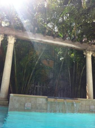 Casa Grandview West Palm Beach: Waterfall