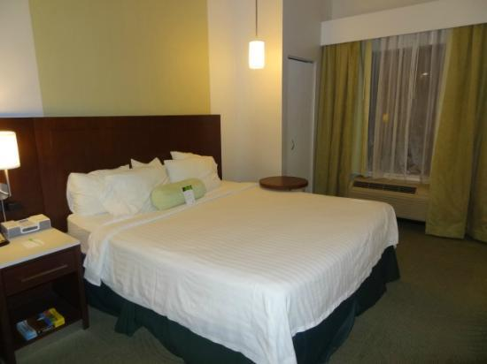 SpringHill Suites Quakertown: Bed