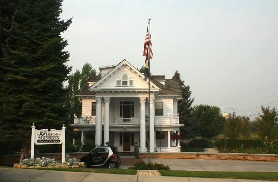 Gibson Mansion Bed and Breakfast: Fall in love at first sight.