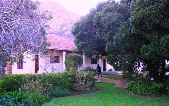 Milkwood Lodge: Rooms with private entrance and private patio