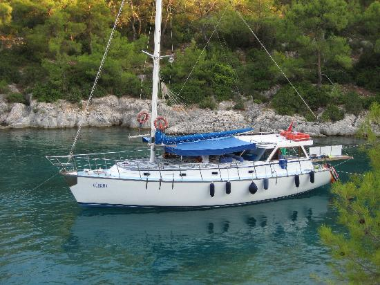 Boat Trips by Captain Ergun - Kas - Reviews of Boat Trips by Captain Ergun - ...