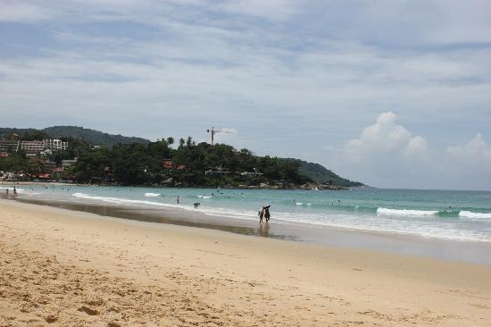    : Kata Beach.