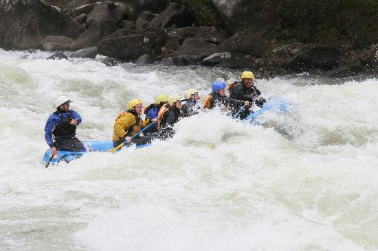 ACE Adventure Resort: A rapid on the Upper Gauley