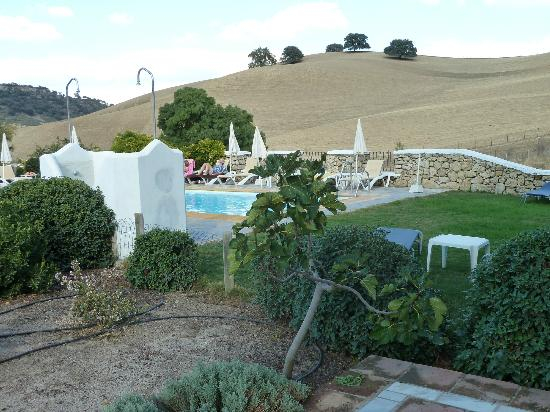 Cortijo de Las Piletas: View of pool
