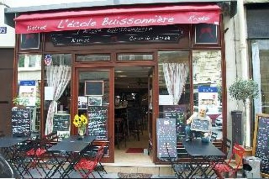 Restaurant picture of l ecole buissonniere paris