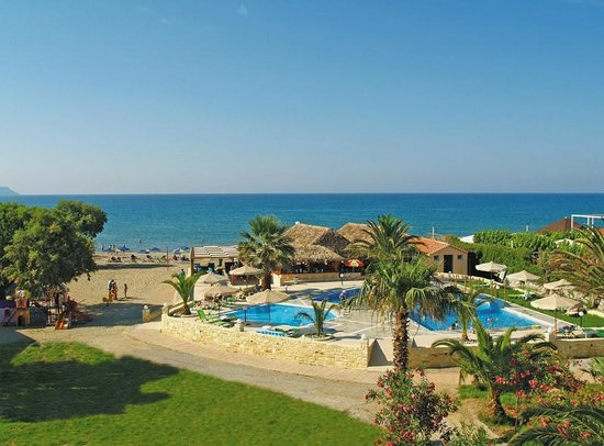 Photo of Hotel Silver Beach Kournas