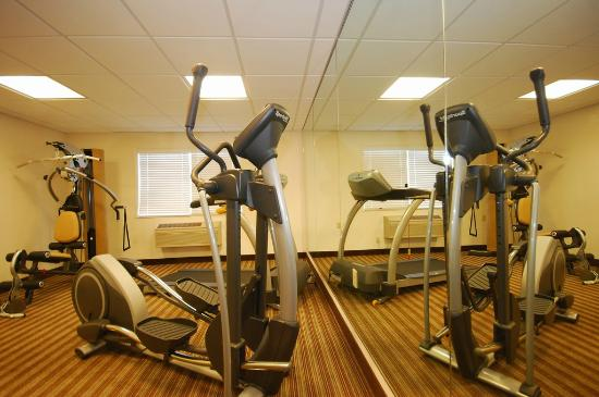 BEST WESTERN PLUS Newark/Christiana Inn: Fitness Center