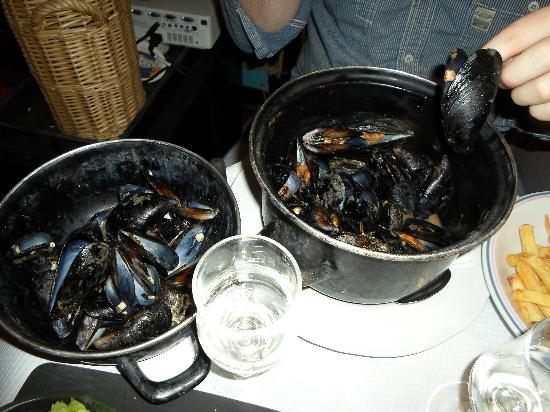 moules et frites photo de bistrot chez felix montpellier tripadvisor. Black Bedroom Furniture Sets. Home Design Ideas