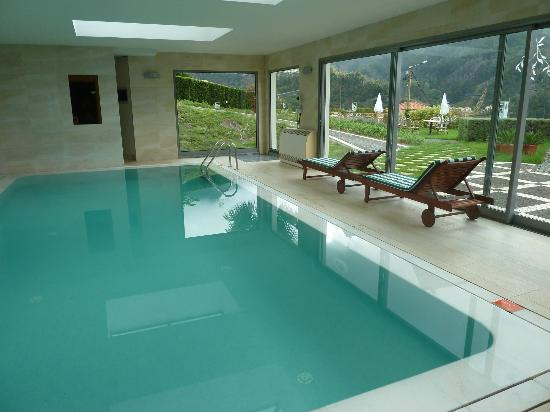 Solar Da Bica: indoor pool
