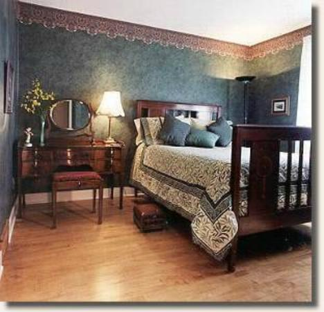 Shangarry Bed and Breakfast: Dublin room