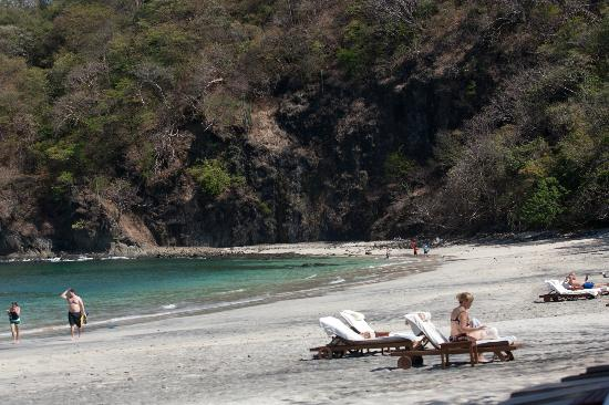 Four Seasons Resort Costa Rica at Peninsula Papagayo: One of the hotels beaches
