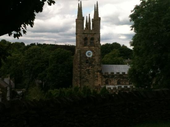 Tideswell, UK: The Cathedral of the Peak