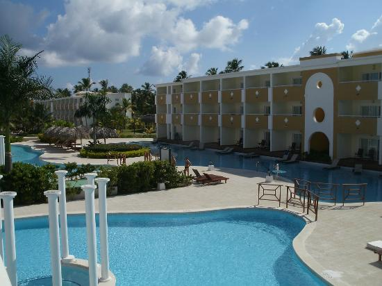 Grand Palladium Punta Cana Resort & Spa: Blich aus Royal Suite