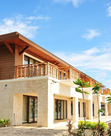 The Ocean View and Pool Access balconies of Astoria Bohol.