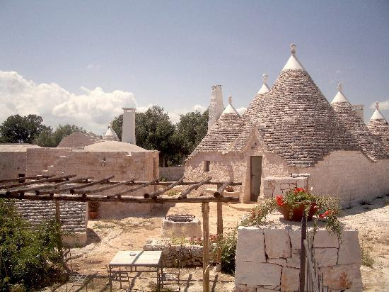 ‪Riposo del vento - Trulli and B&B‬
