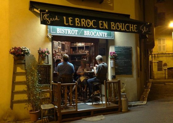 Le broc en bouche antibes restaurant reviews phone for Le jardin antibes restaurant