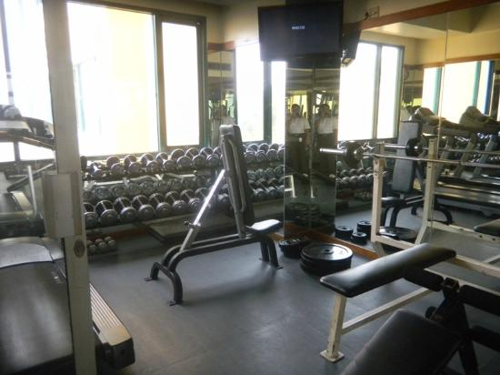 Hotel Ibis Yogyakarta Malioboro: Gym