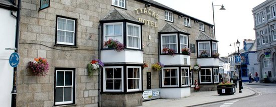Photo of Tyacks Hotel Camborne