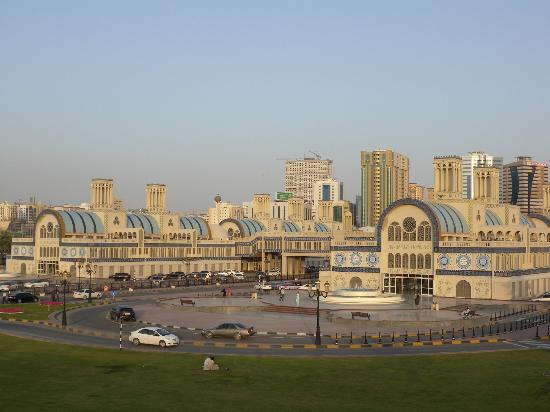 Sharjah Blue Souk Picture Of Funtours Desert Safari