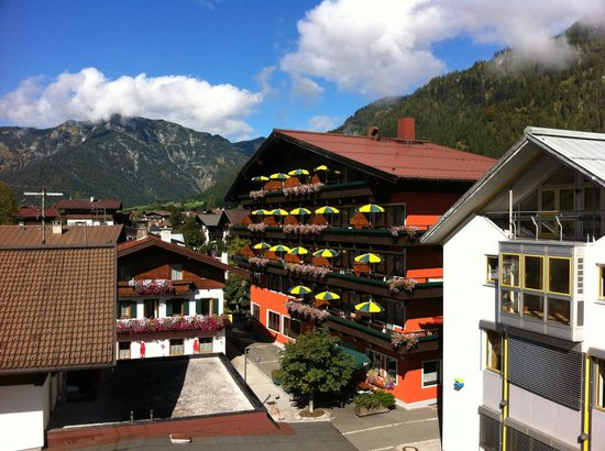 Hotel Tiroler Adler