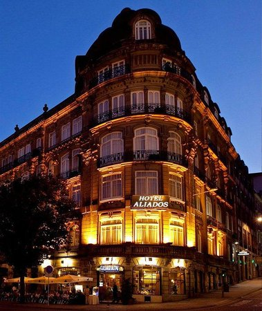 Photo of Hotel Aliados Porto