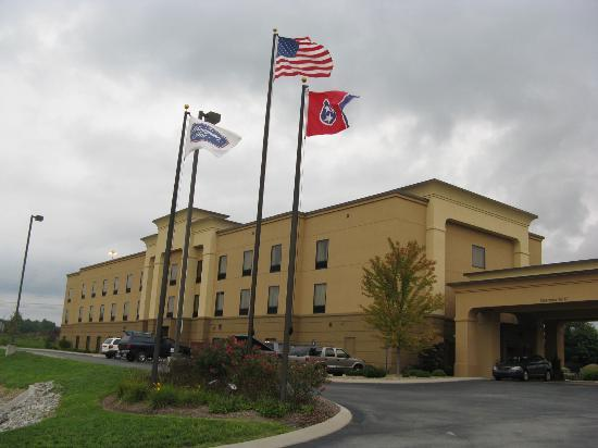 Hampton Inn Crossville: Crossville TN Hampton Inn