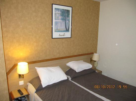 Comfort Hotel Saint Pierre: Double room