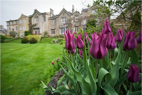 The Bath Priory Hotel: Gardens