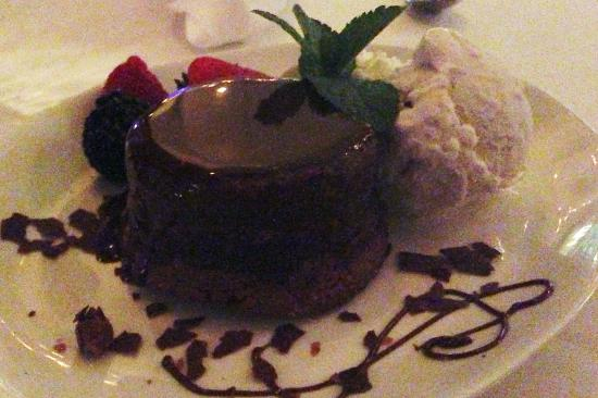 Souffle for Blue moon fish company fort lauderdale