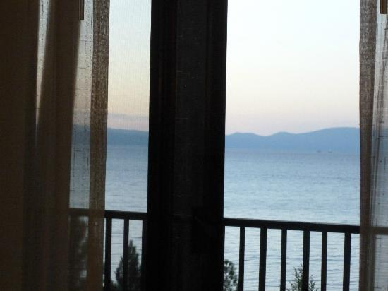 Inn by the Lake: View from room