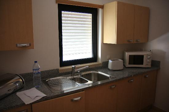 Estrela da Luz: View of kitchen