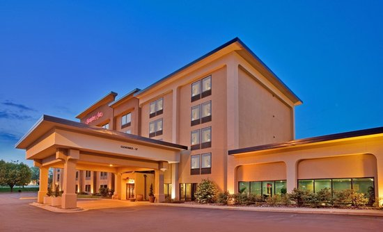 Hampton Inn Columbia: Hampton Inn-Columbia, MO