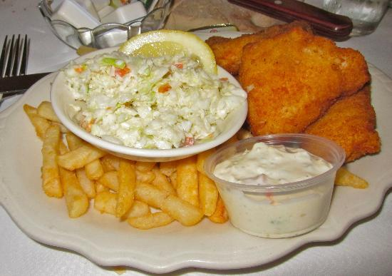Our newly remodeled dining room classic look picture for Best fish fry milwaukee