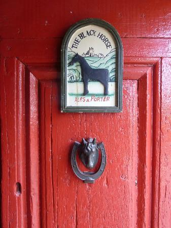 Il Paretaio: The welcome door