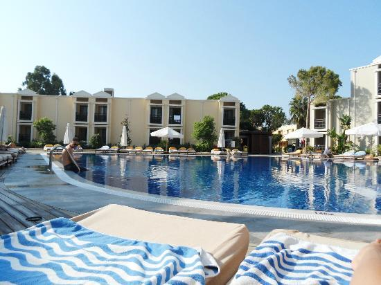 Piscine relax bild von club asteria belek belek for Piscine 07500