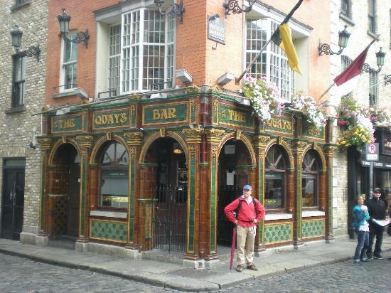 The quays temple bar dublin south city centre for Appart city dublin