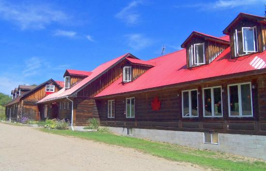 Combermere, Kanada: Mapleton House, Highway 28, Ontario
