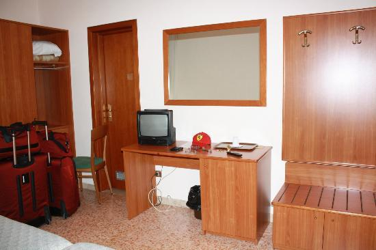 La Meridiana: Room
