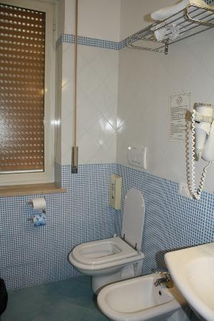 La Meridiana: Bathroom