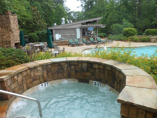 The Lodge and Spa at Callaway Gardens, Autograph Collection: Pool bar & whirlpool