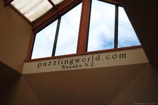Stuart Landsborough&#39;s Puzzling World: Puzzling World!