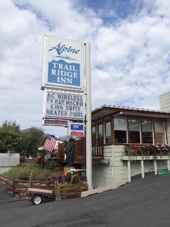 ‪‪Alpine Trail Ridge Inn‬: Alpine Trail Ridge Inn