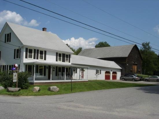 Andover, NH: New England House B&B