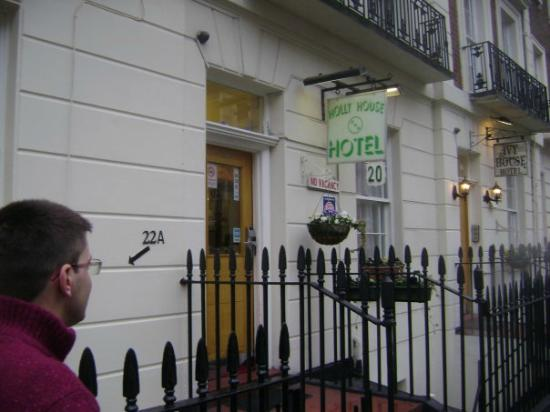 Entrata Picture Of Holly House Hotel London Tripadvisor
