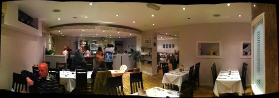 Ammos greek restaurant picture of welling kent for Ammos authentic greek cuisine