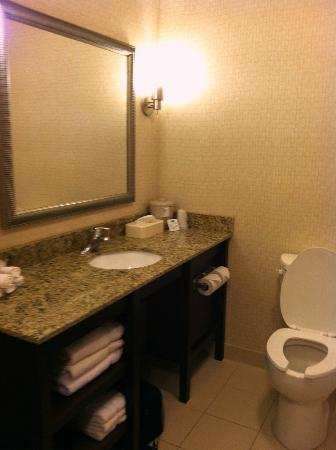 Holiday Inn Express Hotel & Suites Jacksonville - Mayport / Beach: Bath