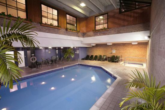 BEST WESTERN PLUS Toronto Airport Hotel: Pool
