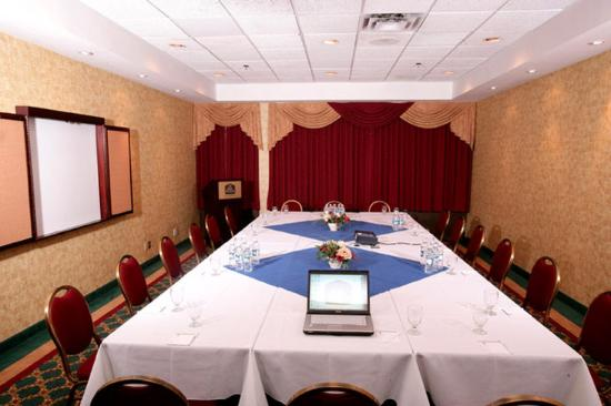 BEST WESTERN PLUS Toronto Airport Hotel: Meeting Room