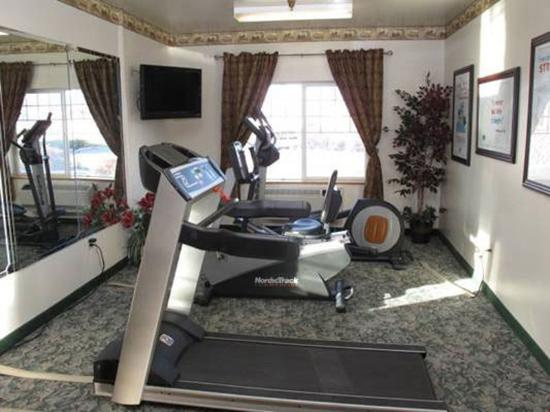 La Quinta Inn & Suites Belgrade / Bozeman Airport: Fitness Center